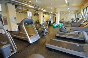 Fitness/ Exercise Room - Proximity Hotel Greensboro
