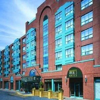 Exterior view - Cambridge Suites Hotel Halifax