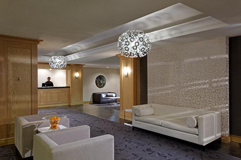 Lobby - Cambridge Suites Hotel Sydney