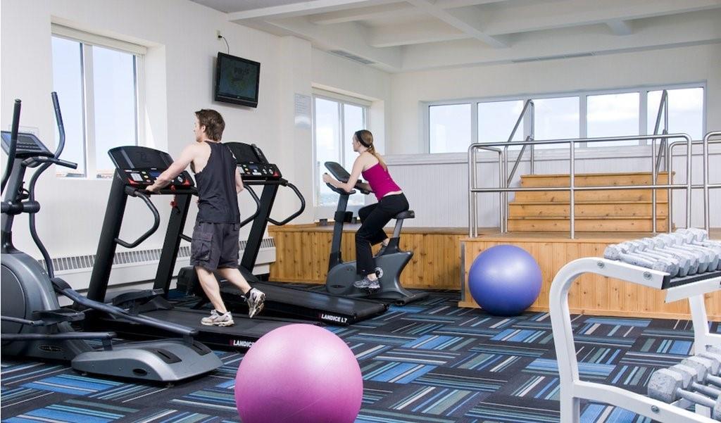 Fitness/ Exercise Room - Cambridge Suites Hotel Sydney