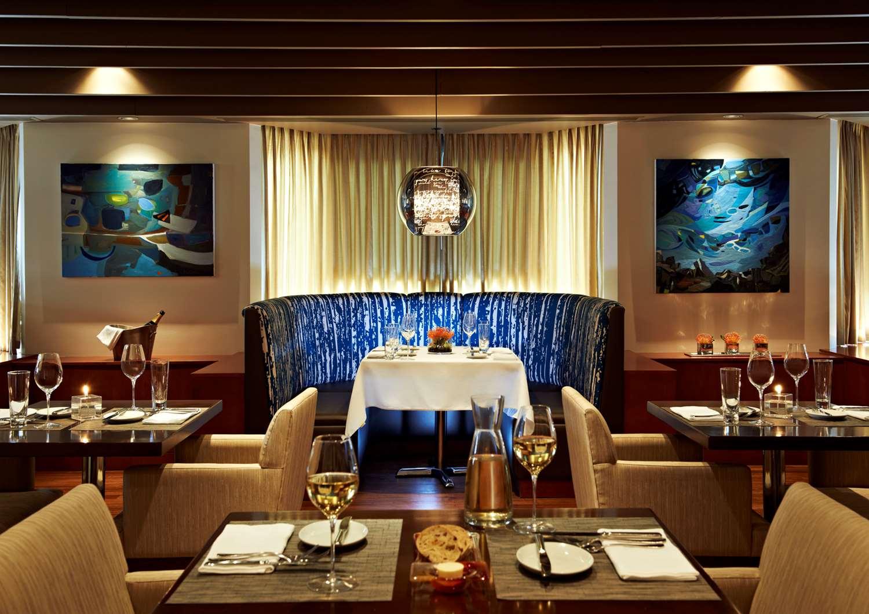 Restaurant - Prince George Hotel Halifax