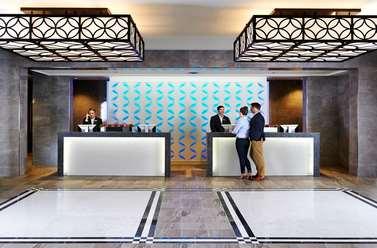 Lobby - Prince George Hotel Halifax