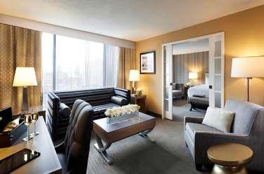 Suite - Prince George Hotel Halifax
