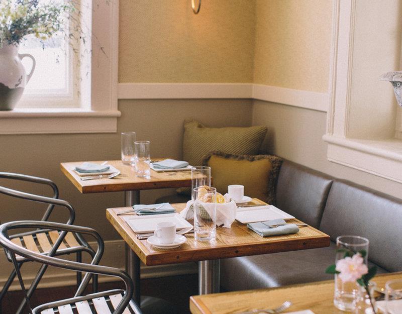 Restaurant - Zero George Street Hotel Charleston