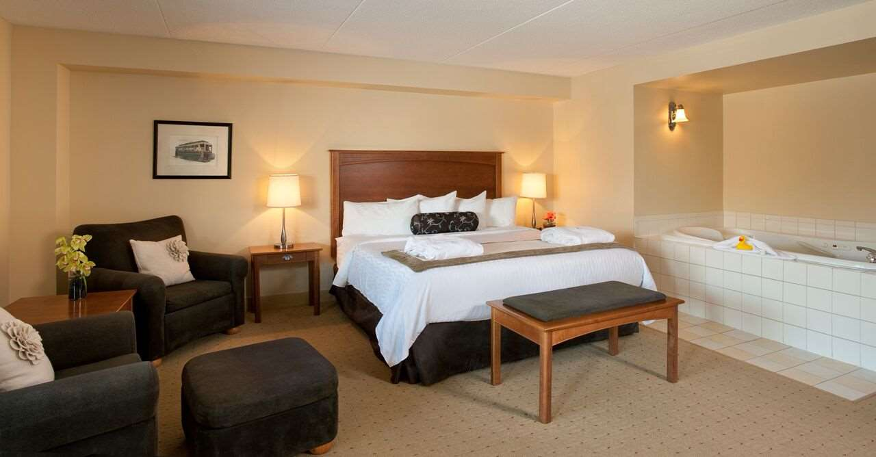 Suite - Temple Gardens Hotel & Spa Moose Jaw