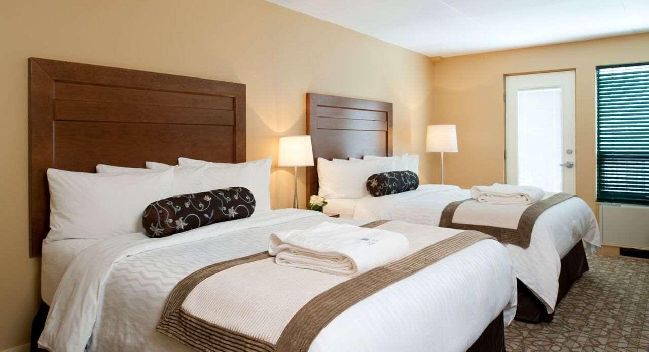 Amenities - Temple Gardens Hotel & Spa Moose Jaw