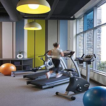 Fitness/ Exercise Room - Sidney Pier Hotel & Spa