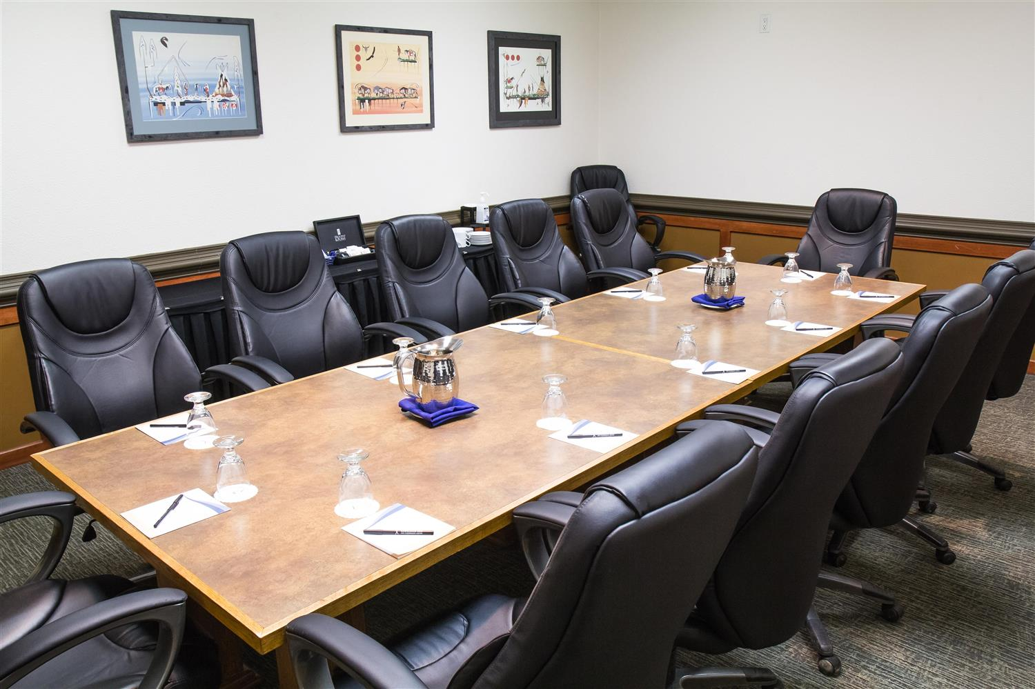 Meeting Facilities - Sawridge Inn & Conference Centre Peace River