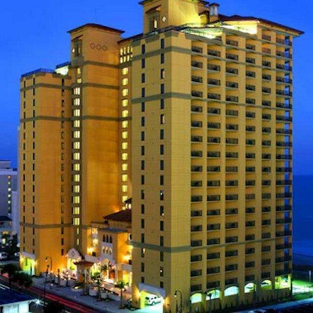 Exterior view - Anderson Ocean Club & Spa Hotel Myrtle Beach
