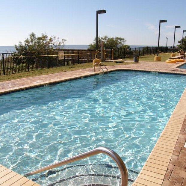 Pool - Anderson Ocean Club & Spa Hotel Myrtle Beach