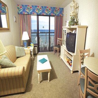 Room - Landmark Resort Hotel Myrtle Beach