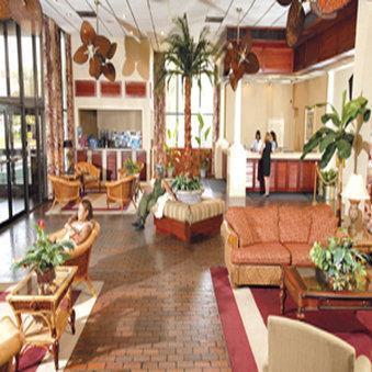 Lobby Landmark Resort Hotel Myrtle Beach