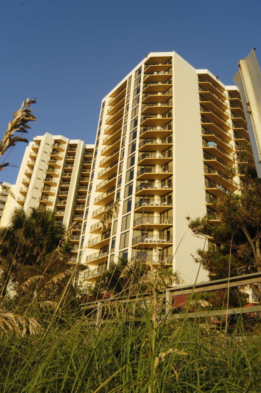 Exterior view - Patricia Grand Resort Hotel Myrtle Beach