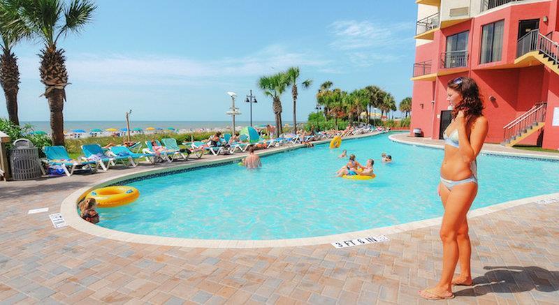 Pool - Patricia Grand Resort Hotel Myrtle Beach
