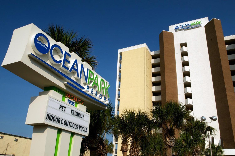 Exterior view - Ocean Park Resort Myrtle Beach