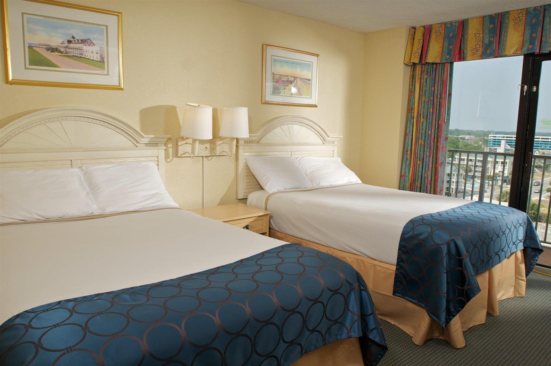 Room - Ocean Park Resort Myrtle Beach