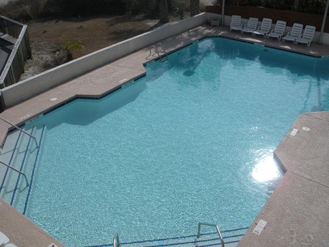 Pool - Ocean Park Resort Myrtle Beach