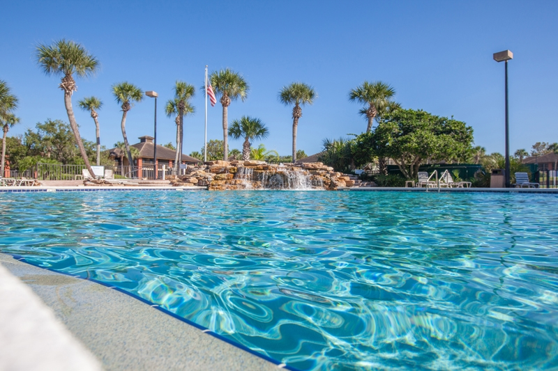 Pool - Legacy Vacation Club Resort Palm Coast