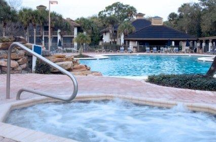 Fitness/ Exercise Room - Legacy Vacation Club Resort Palm Coast