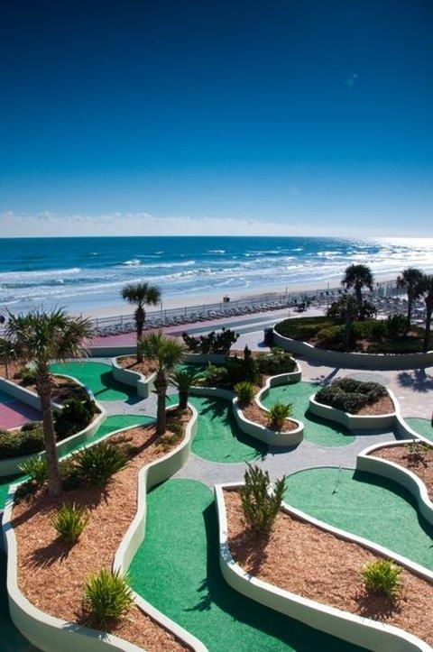 Golf Royal Floridian Resort Ormond Beach
