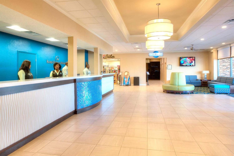 Lobby - Rosen Inn International Orlando