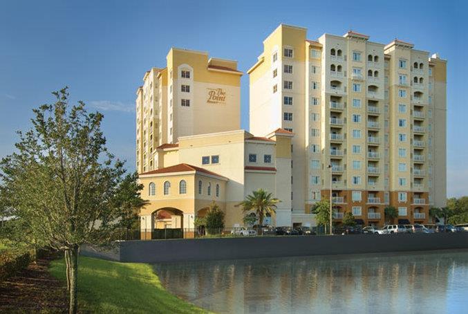 Exterior view - Point Hotel & Suites Orlando