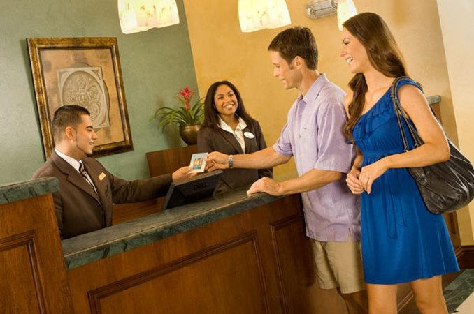 Lobby - Point Hotel & Suites Orlando