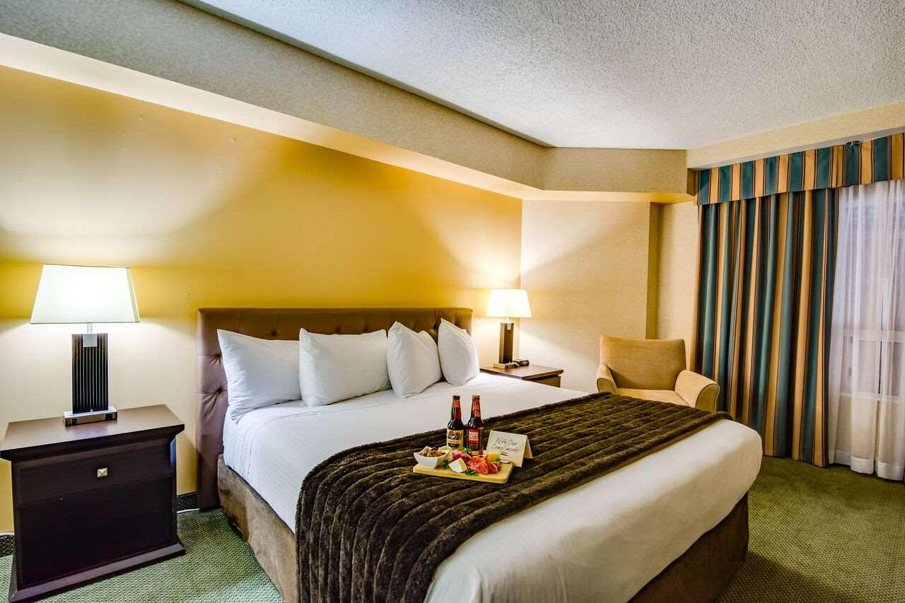 Suite - Sawridge Inn Edmonton