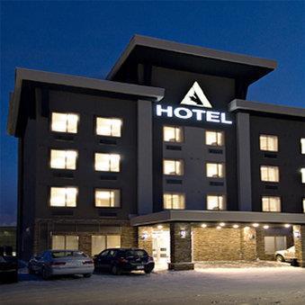 Exterior view - Acclaim Hotel Airport Calgary
