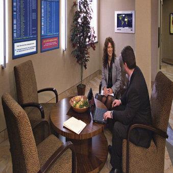 Lobby - Acclaim Hotel Airport Calgary