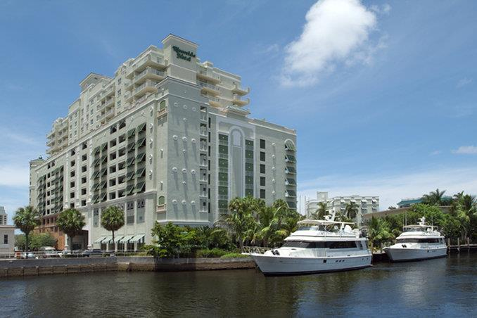 Exterior view - Riverside Hotel Fort Lauderdale