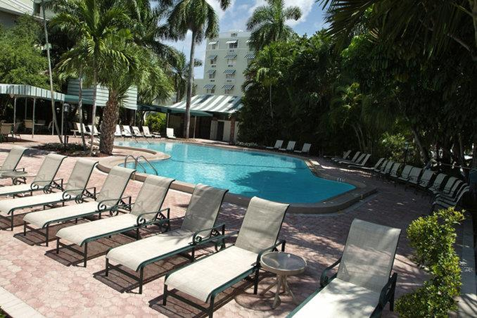 Pool - Riverside Hotel Fort Lauderdale