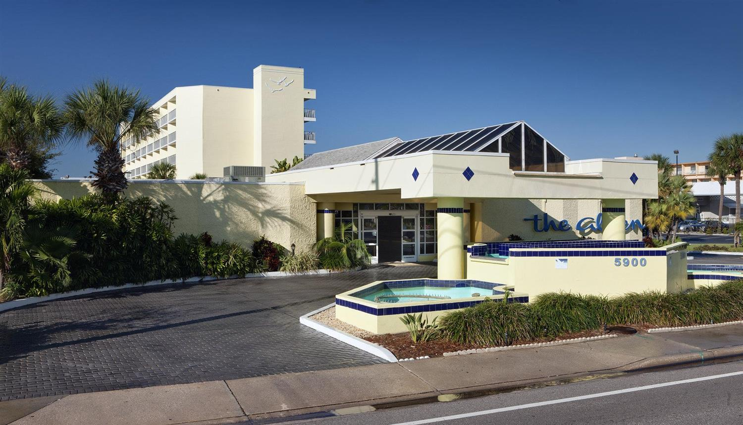 Exterior view - Alden Suites St Pete Beach