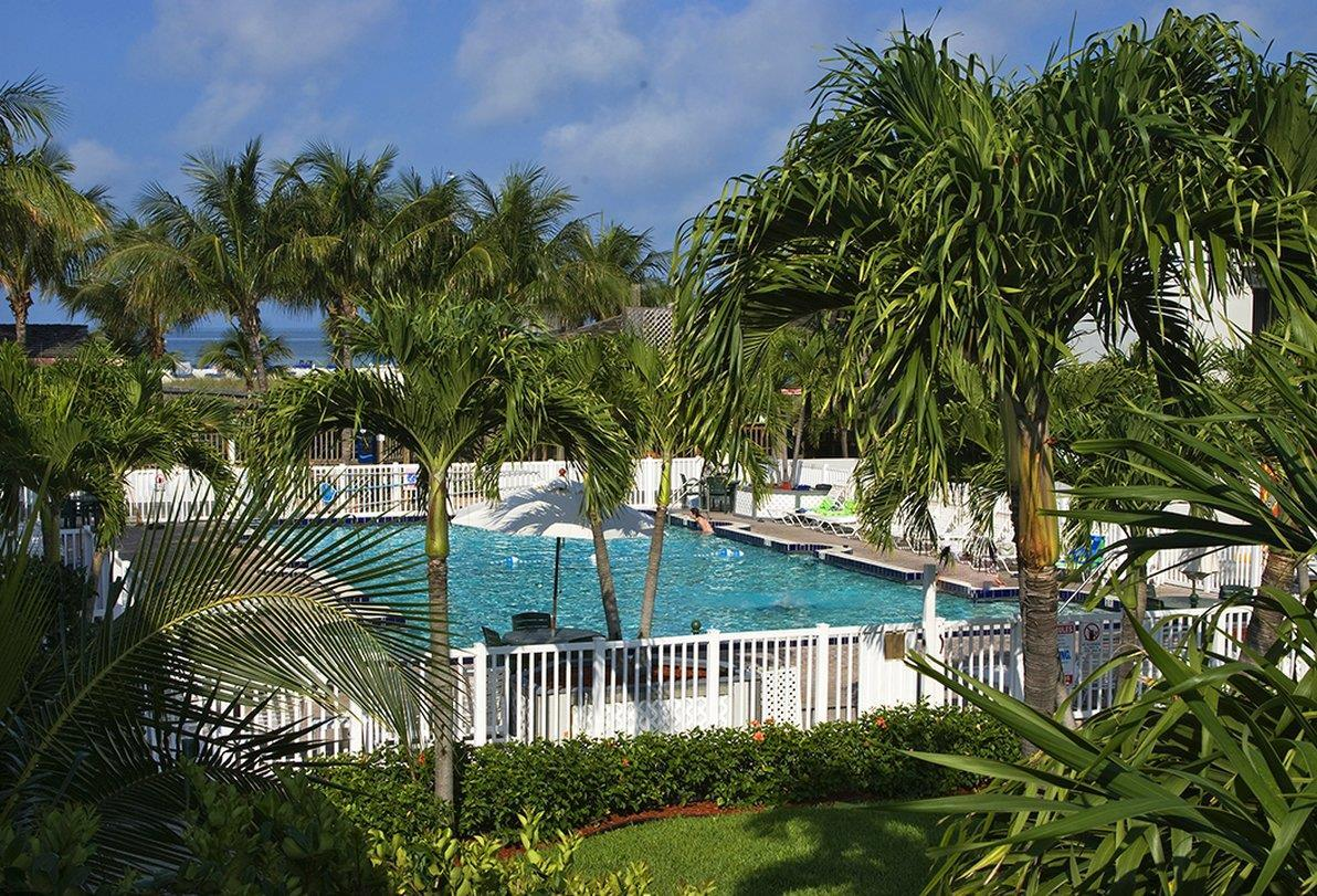 Pool - Beachcomber Beach Resort & Hotel St Pete Beach