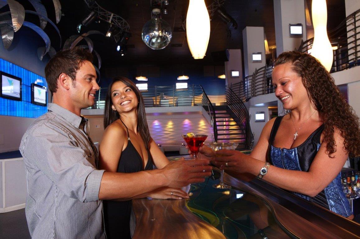 Restaurant - Shephard's Beach Resort Clearwater Beach