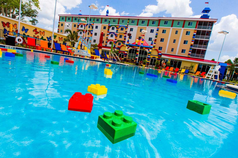Pool - Legoland Florida Resort Winter Haven