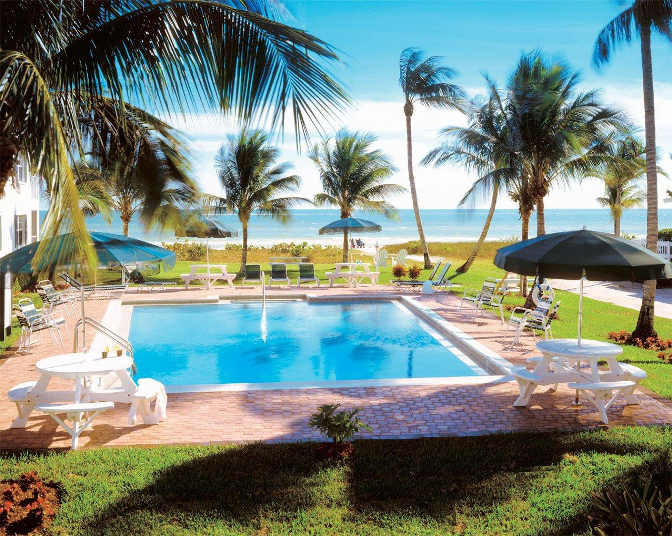 Sanibel Island Resorts: Sanibel's Seaside Inn Sanibel Island, FL