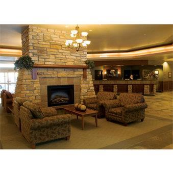 Lobby - Clearwater Suite Hotel Fort McMurray