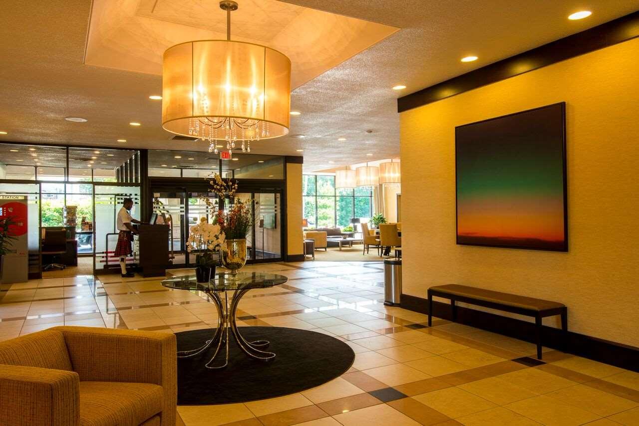 Lobby - Atlantica Hotel Halifax
