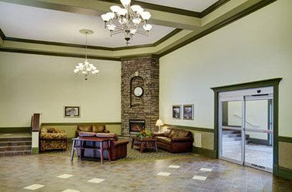 Lobby - Nova Inn Edson