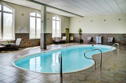 Pool - Nova Inn Edson