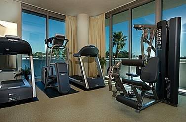 Fitness/ Exercise Room - South Beach Biloxi Hotel