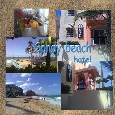 Exterior view - Sandy Beach Hotel Condado San Juan