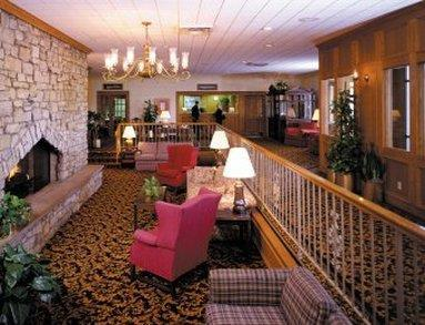 Lobby - Don Hall's Guesthouse Motel Fort Wayne