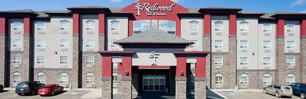 Exterior view - Redwood Inn & Suites Clairmont