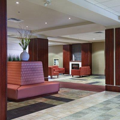 Lobby - Viscount Gort Hotel Winnipeg