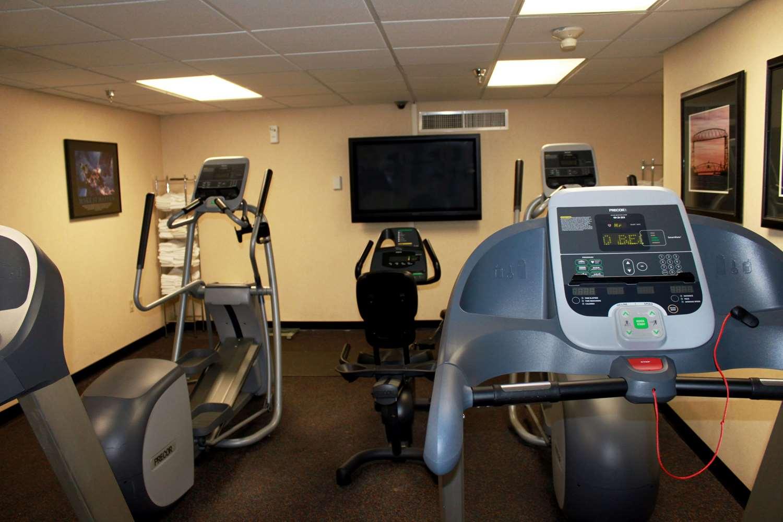 Fitness/ Exercise Room - Inn on Lake Superior Duluth