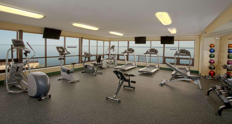 Fitness/ Exercise Room - Edgewater Resort Duluth