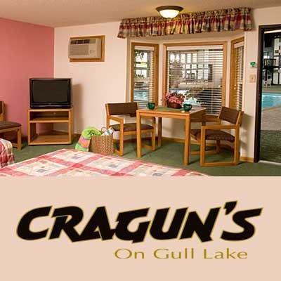 Room - Craguns Hotel & Resort Brainerd