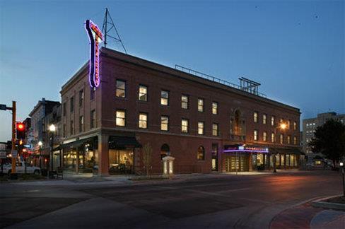 Exterior view - Hotel Donaldson Fargo